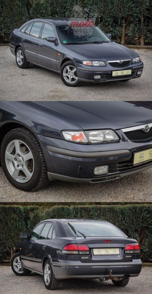 1 1 528x1024 Znalezione: Mazda 626   cztery sposoby na starszego Japońca