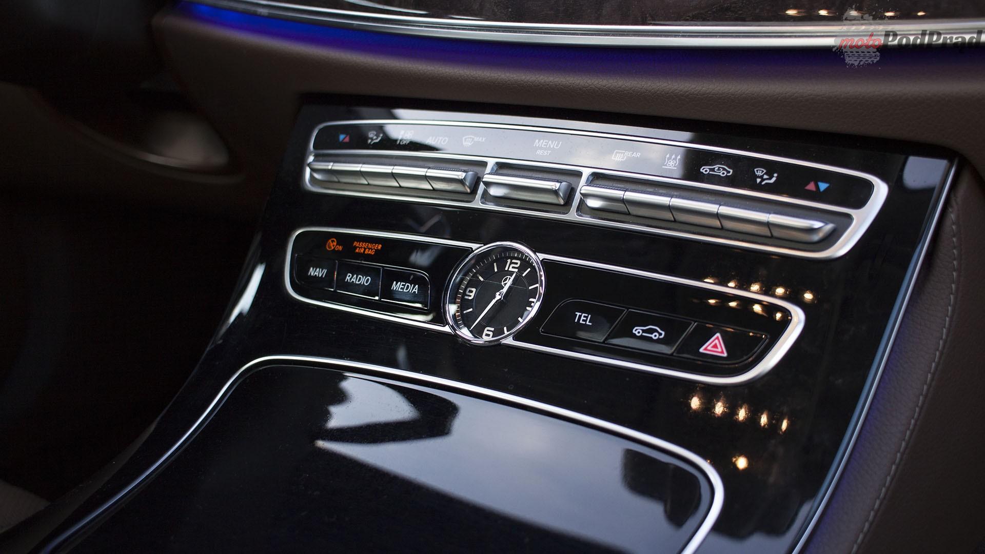 14 Test: Mercedes Benz E350e – hybrydowa wariacja prezesa