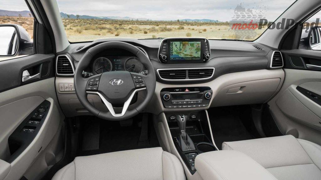 2019 hyundai tucson 1 1024x576 Nowy Jork SUV ami stoi   najważniejsze premiery
