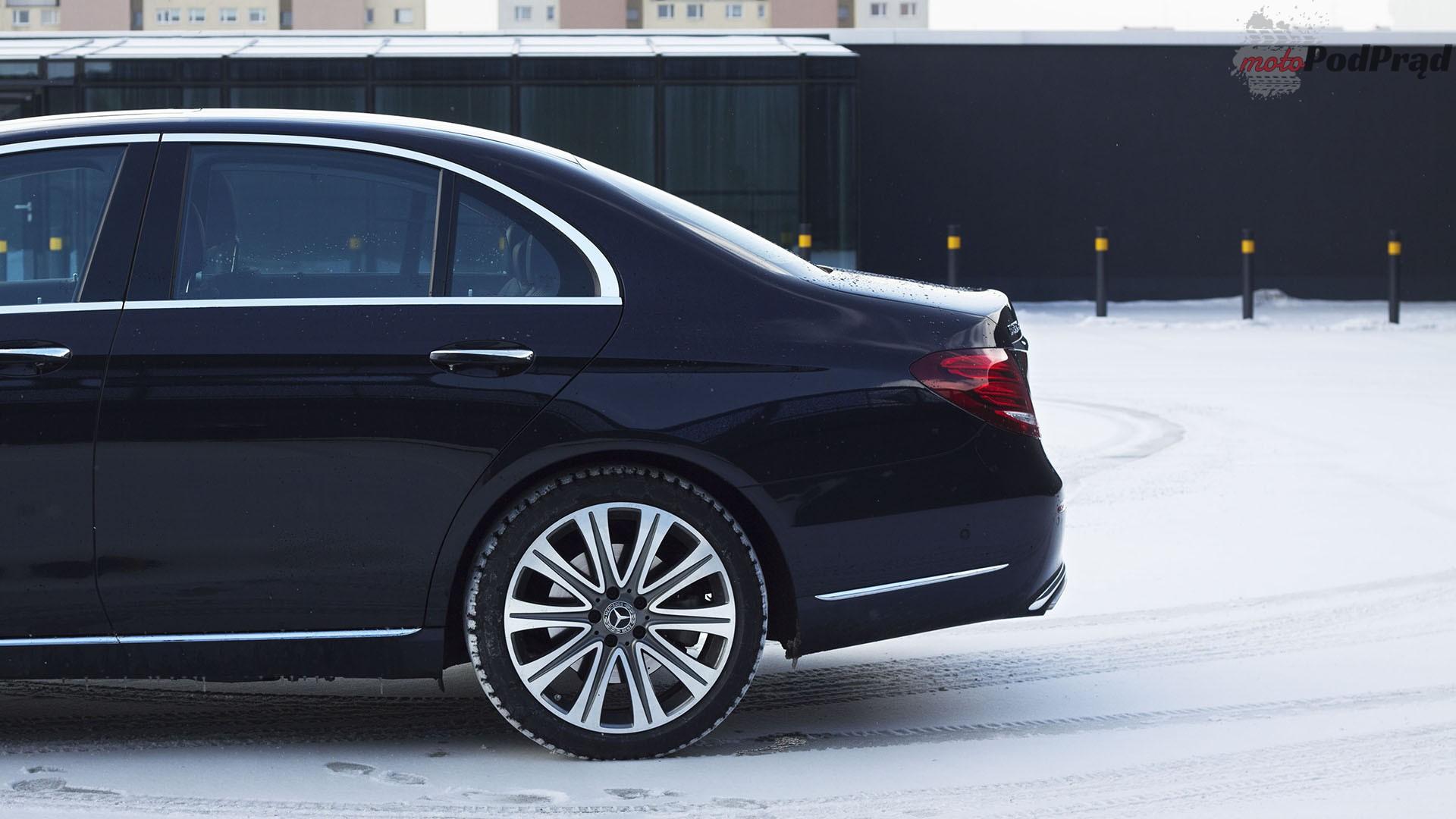 5 Test: Mercedes Benz E350e – hybrydowa wariacja prezesa