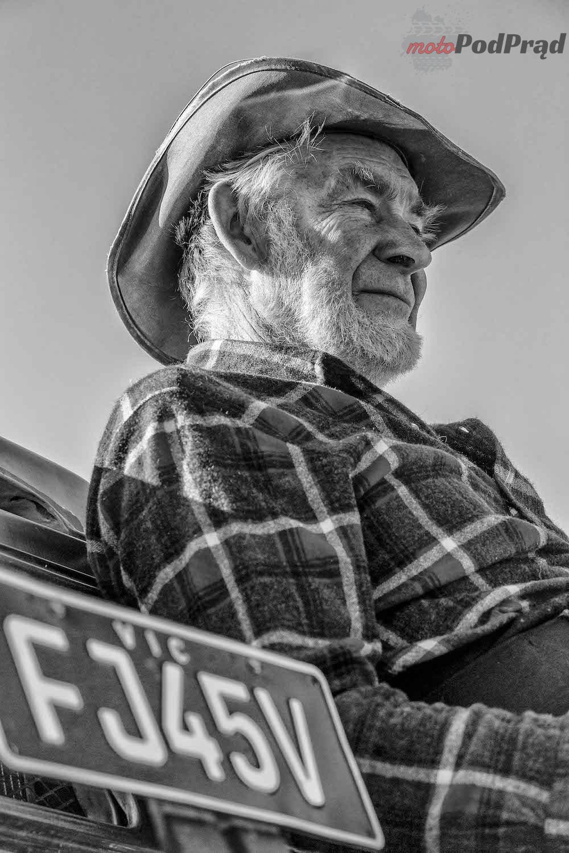 Allan Gray MEDIA Allan Gray   ikona australijskiej społeczności 4WD