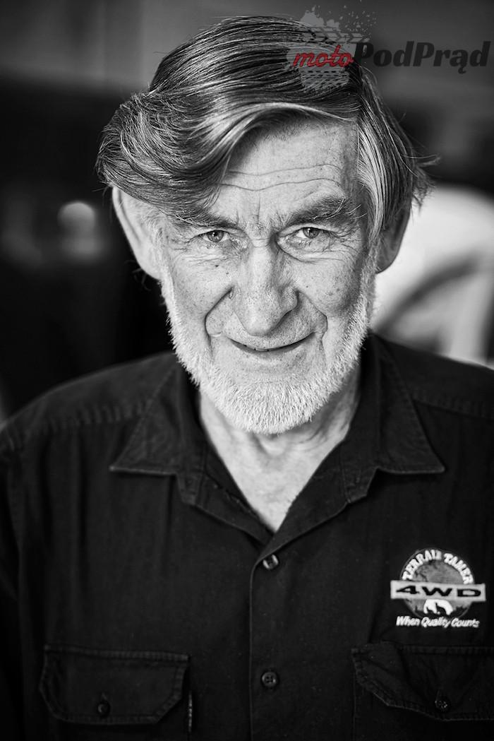 AllanGray Allan Gray   ikona australijskiej społeczności 4WD
