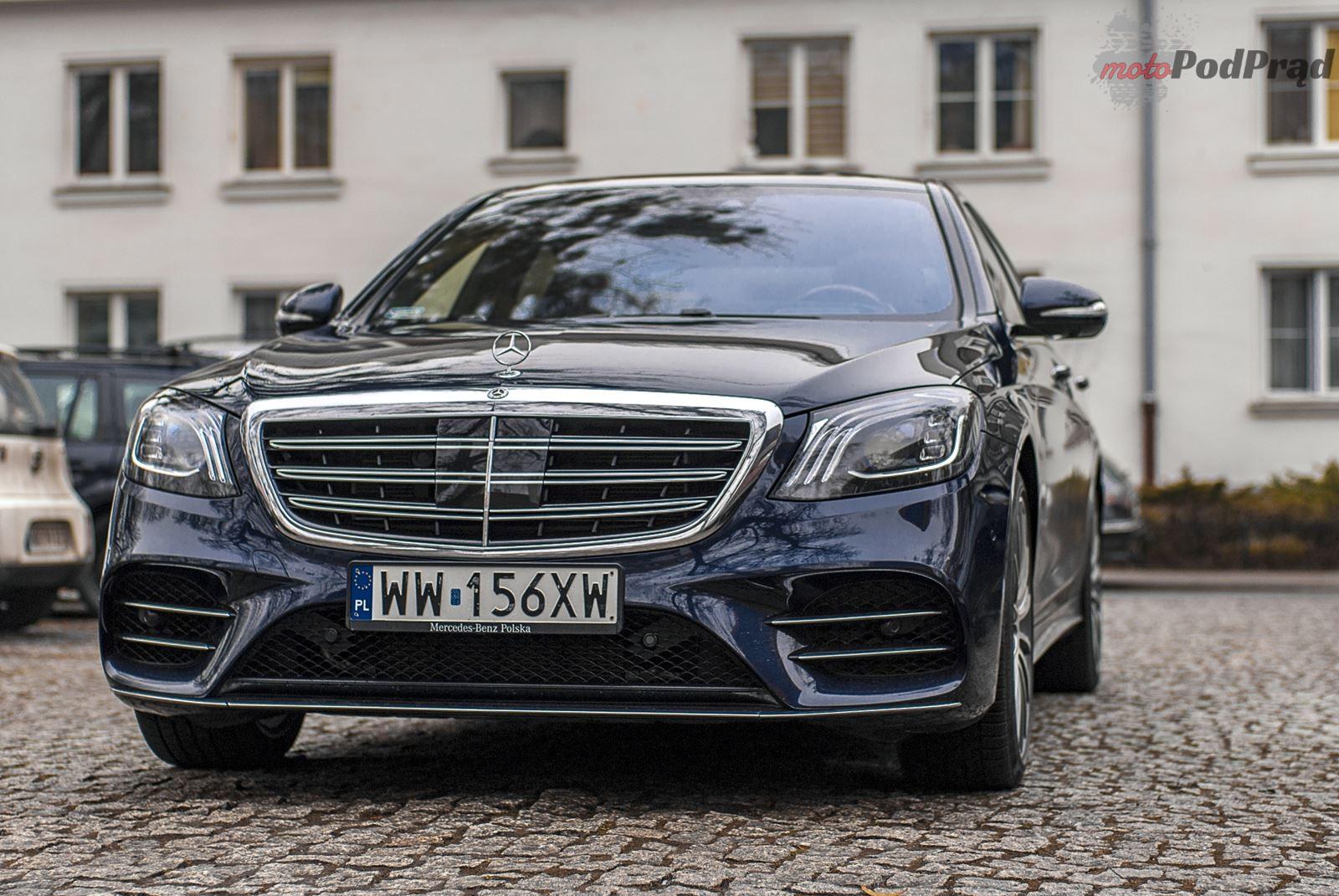 DSC03168 Test: Mercedes S560L 4Matic. Szczyt szczytów