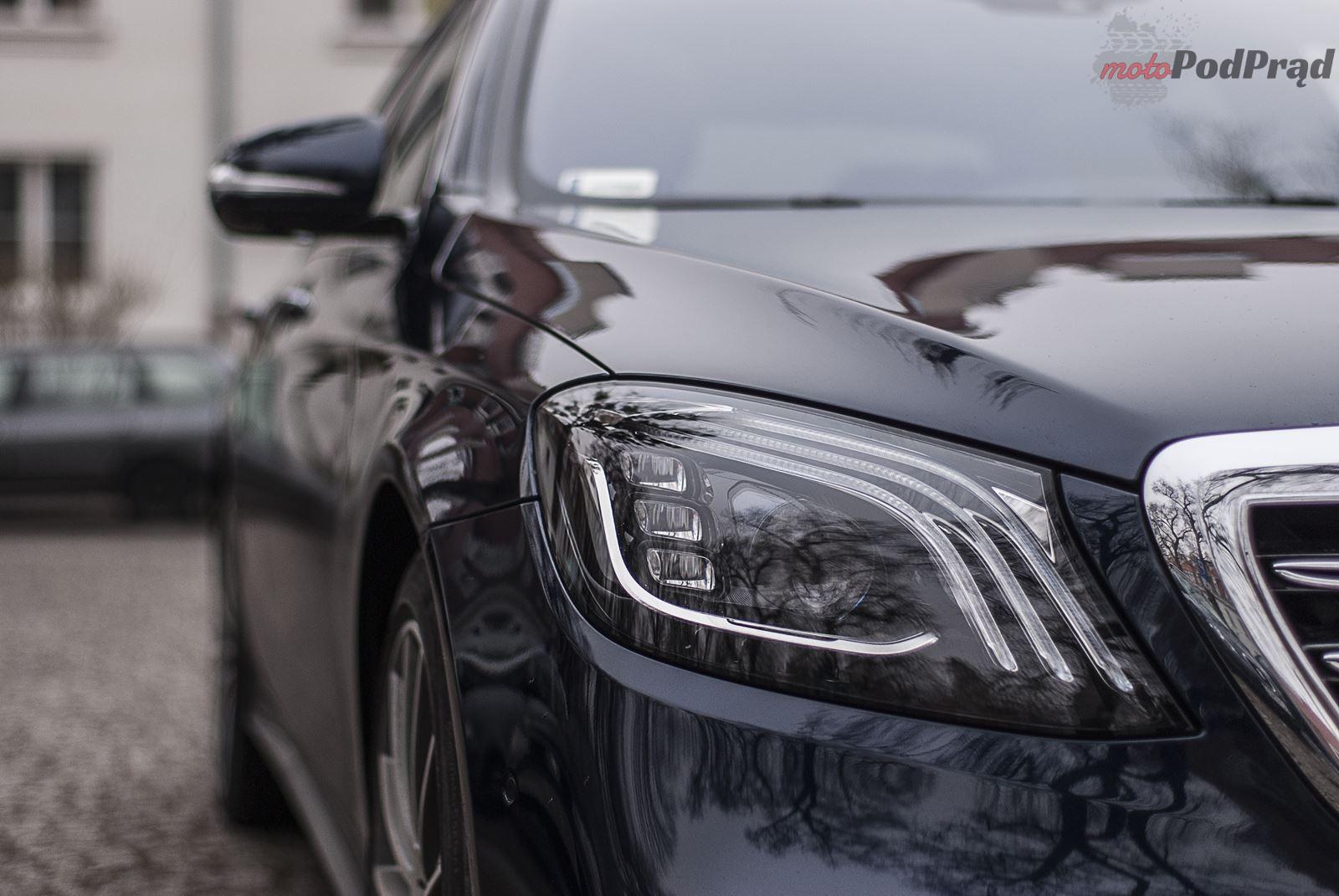 DSC03175 Test: Mercedes S560L 4Matic. Szczyt szczytów