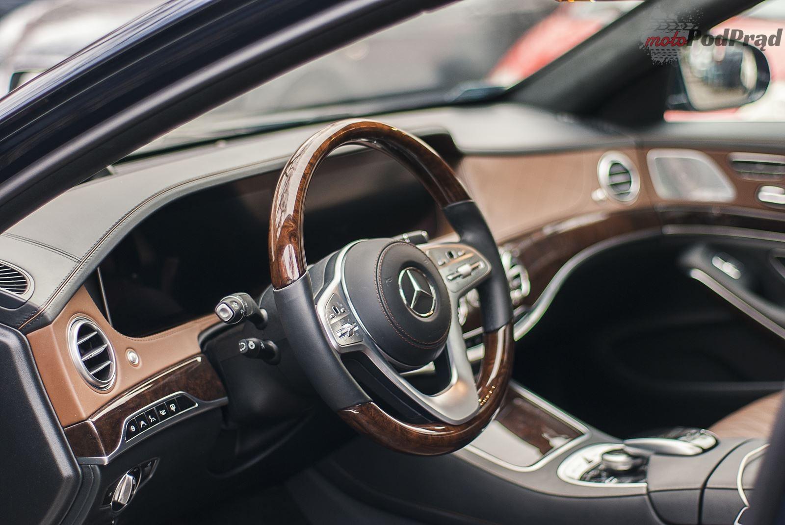 DSC03184 Test: Mercedes S560L 4Matic. Szczyt szczytów