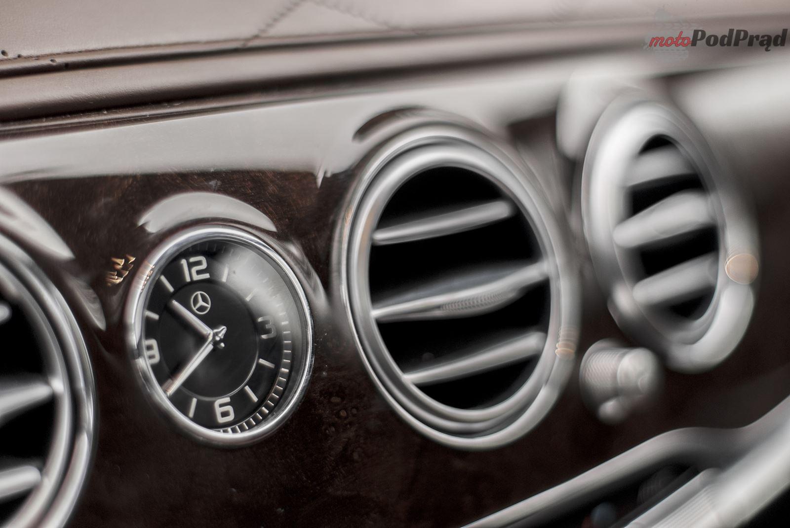 DSC03188 Test: Mercedes S560L 4Matic. Szczyt szczytów