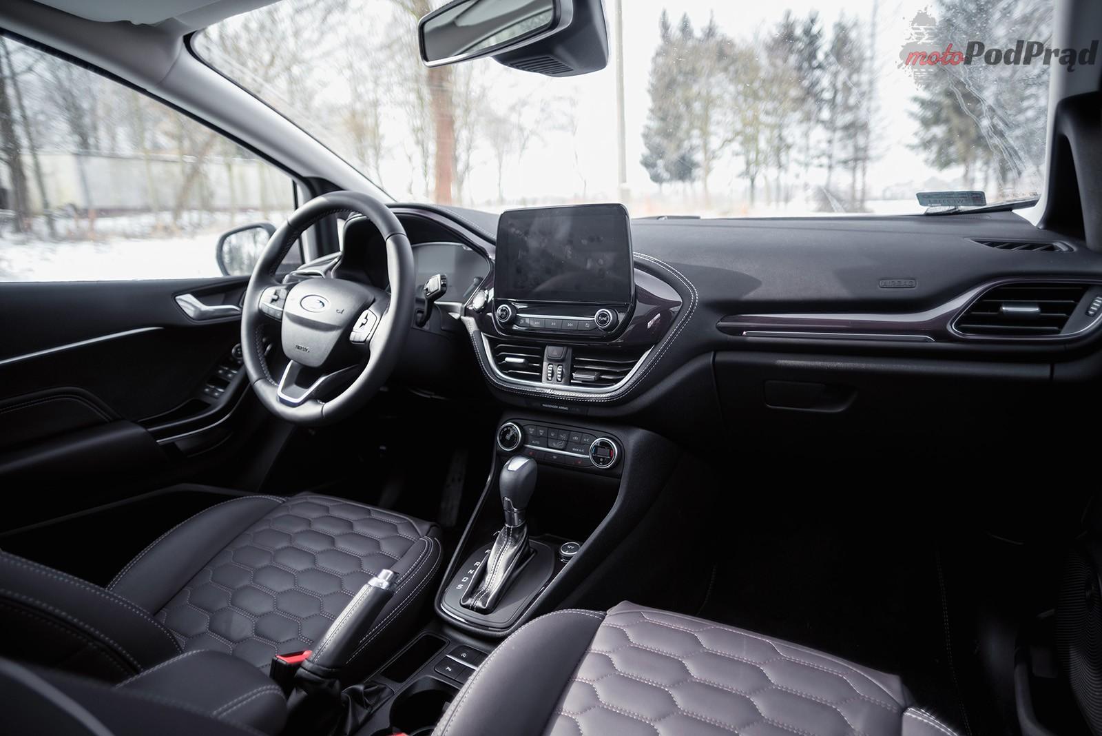 Ford Fiesta Vignale 21 Test: Ford Fiesta Vignale 1.0 100 KM   zabrakło tego czegoś