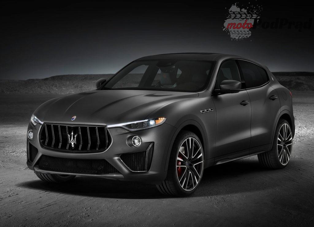 Maserati Levante Trofeo 2019 1600 01 1024x741 Nowy Jork SUV ami stoi   najważniejsze premiery