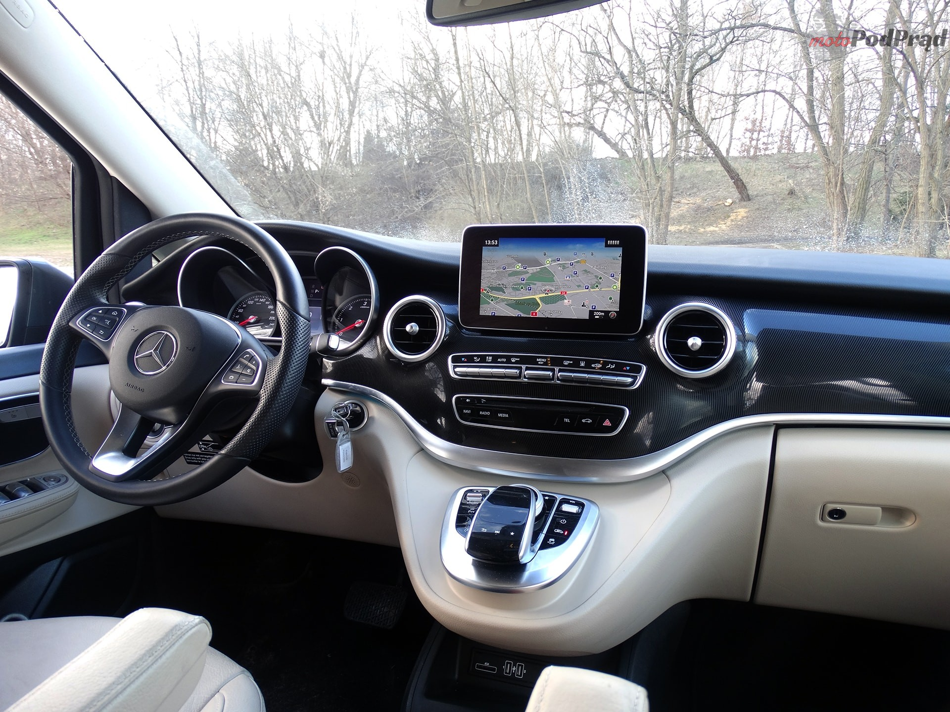 Mercedes Marco Polo 10 Test: Mercedes Benz Marco Polo pełen przygód...