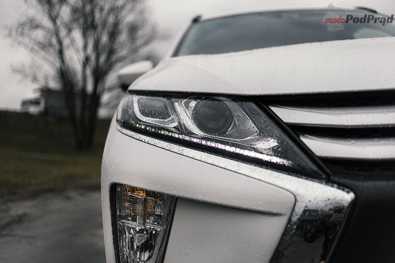 Mitsubishi Eclipse Cross 4 Test: Mitsubishi Eclipse Cross 1.5T 163 KM   zmiana przez modę