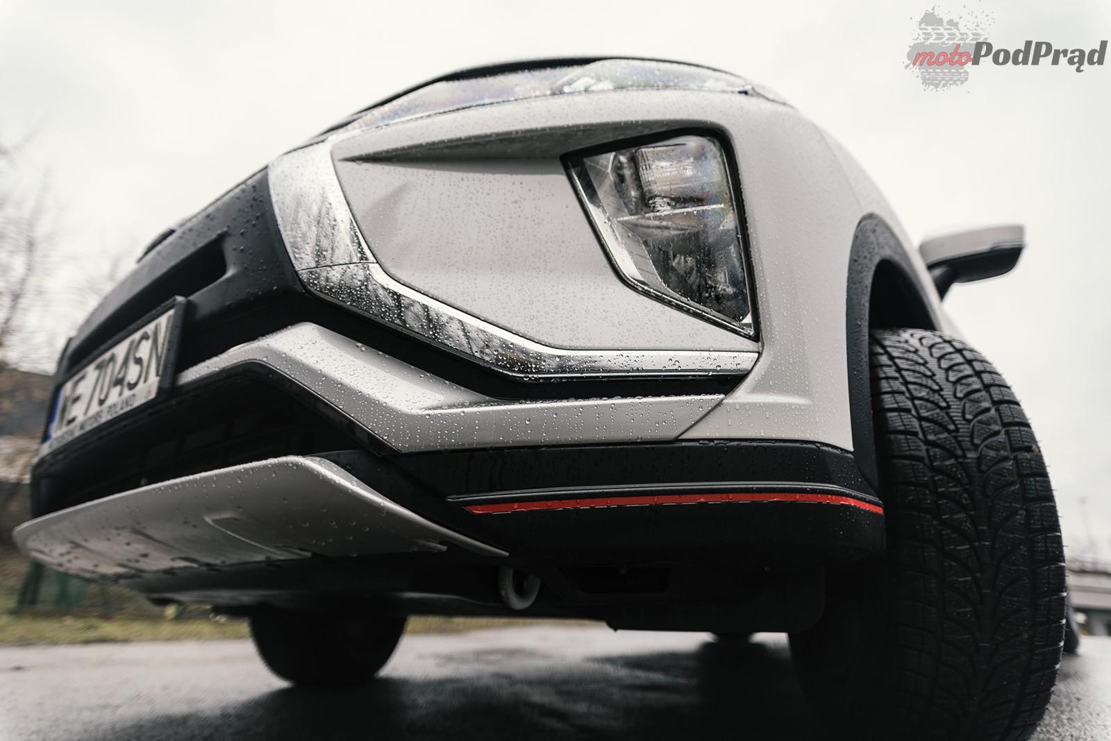 Mitsubishi Eclipse Cross 6 Test: Mitsubishi Eclipse Cross 1.5T 163 KM   zmiana przez modę