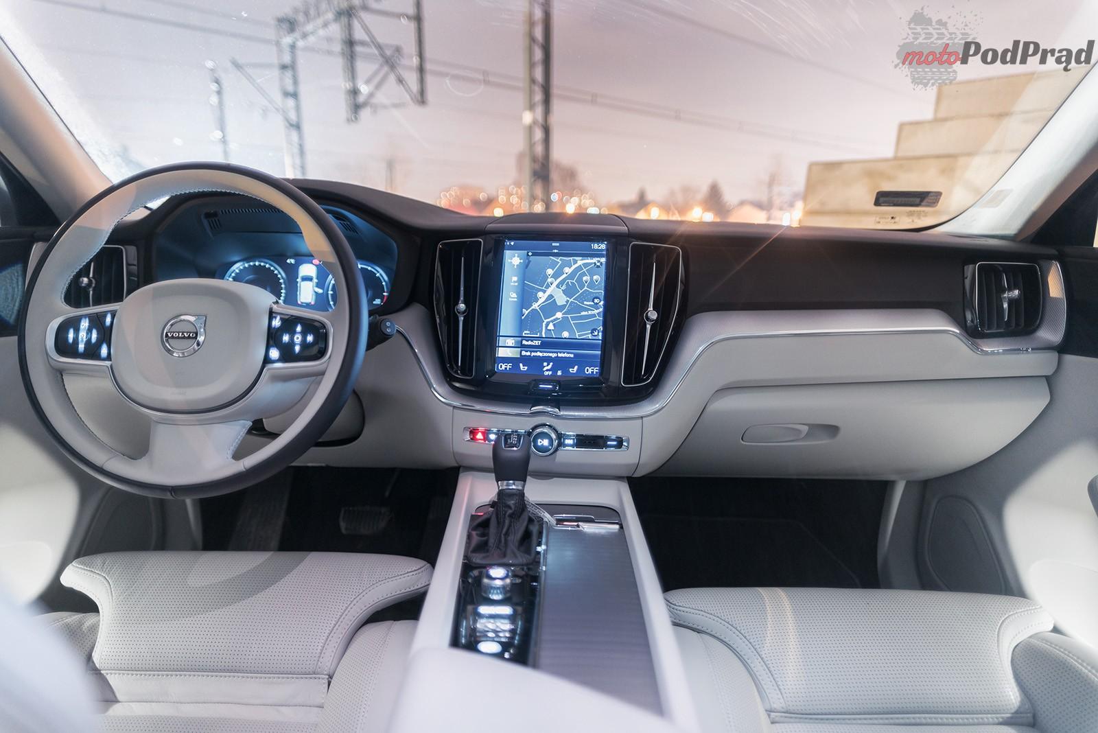 Xc60 23 Test: Volvo XC60 D4 AWD 190 KM   oaza komfortu