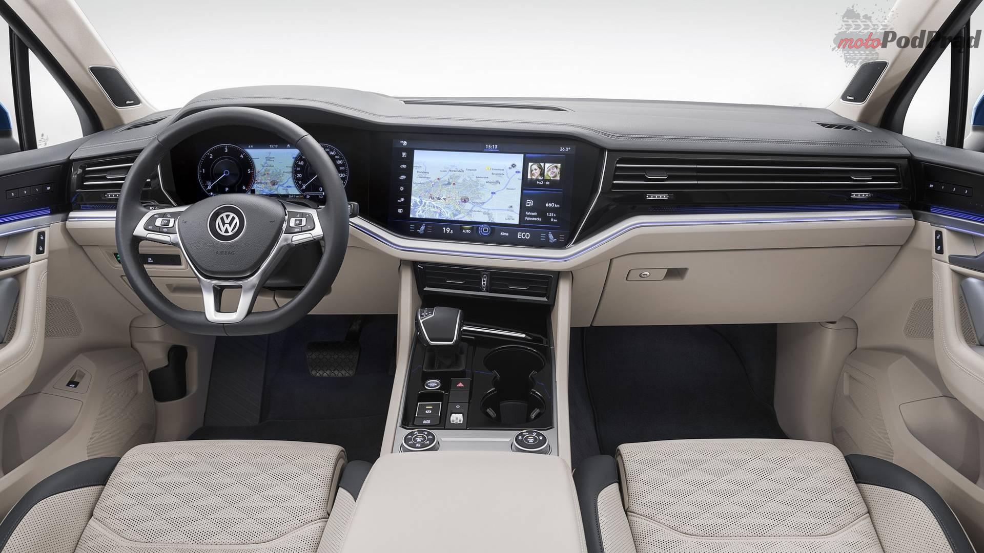nuova volkswagen touareg Volkswagen Touareg przenosi markę w nowy wymiar