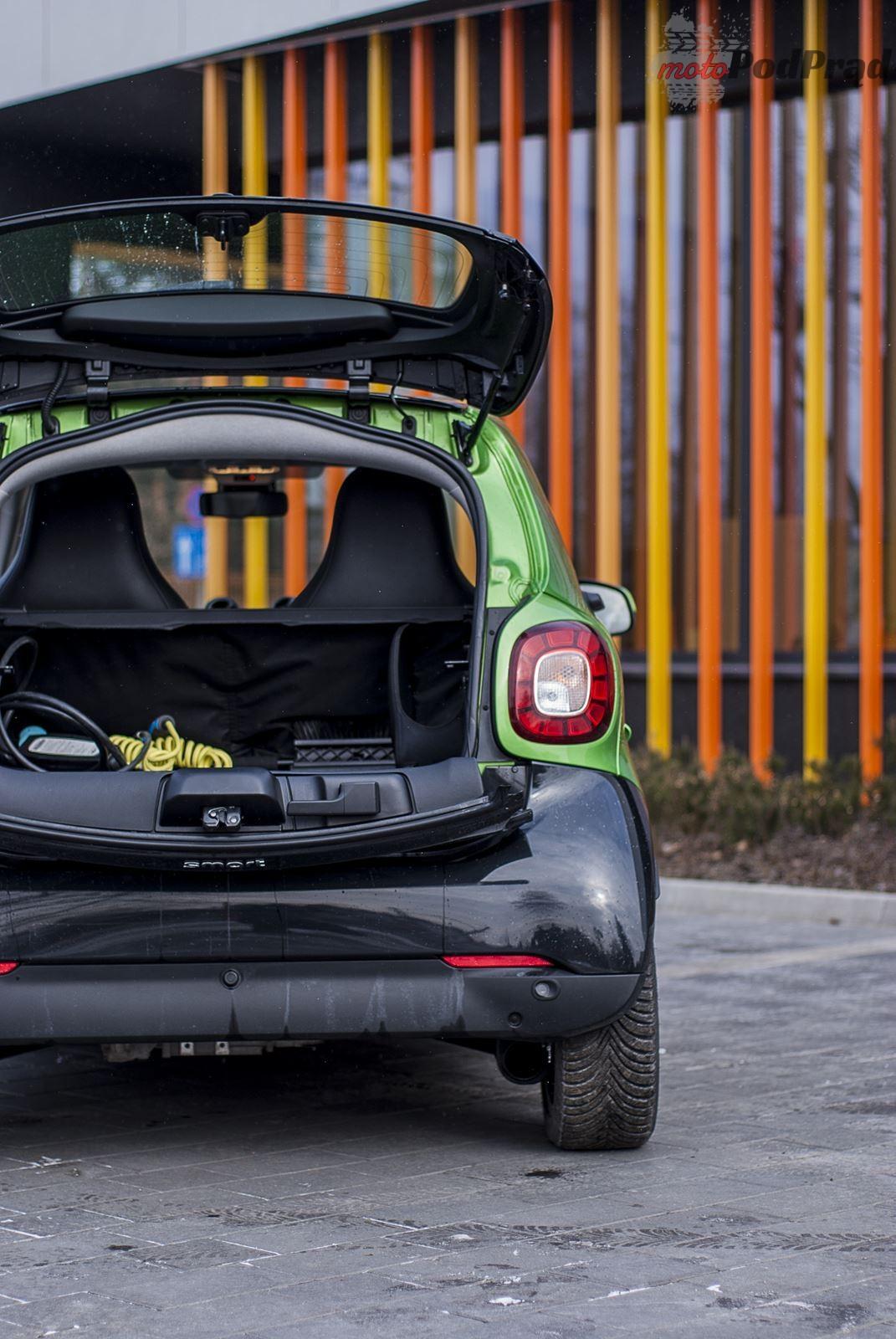 DSC03095 Test: Smart Fortwo Electric Drive. Masa problemów, masa frajdy
