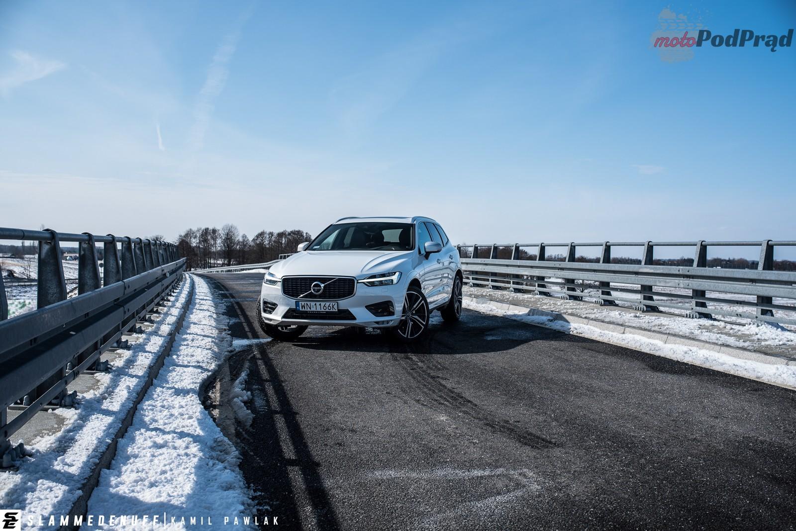 DSC1386 Test: Volvo XC60 T6 AWD R Design   rozdwojenie jaźni