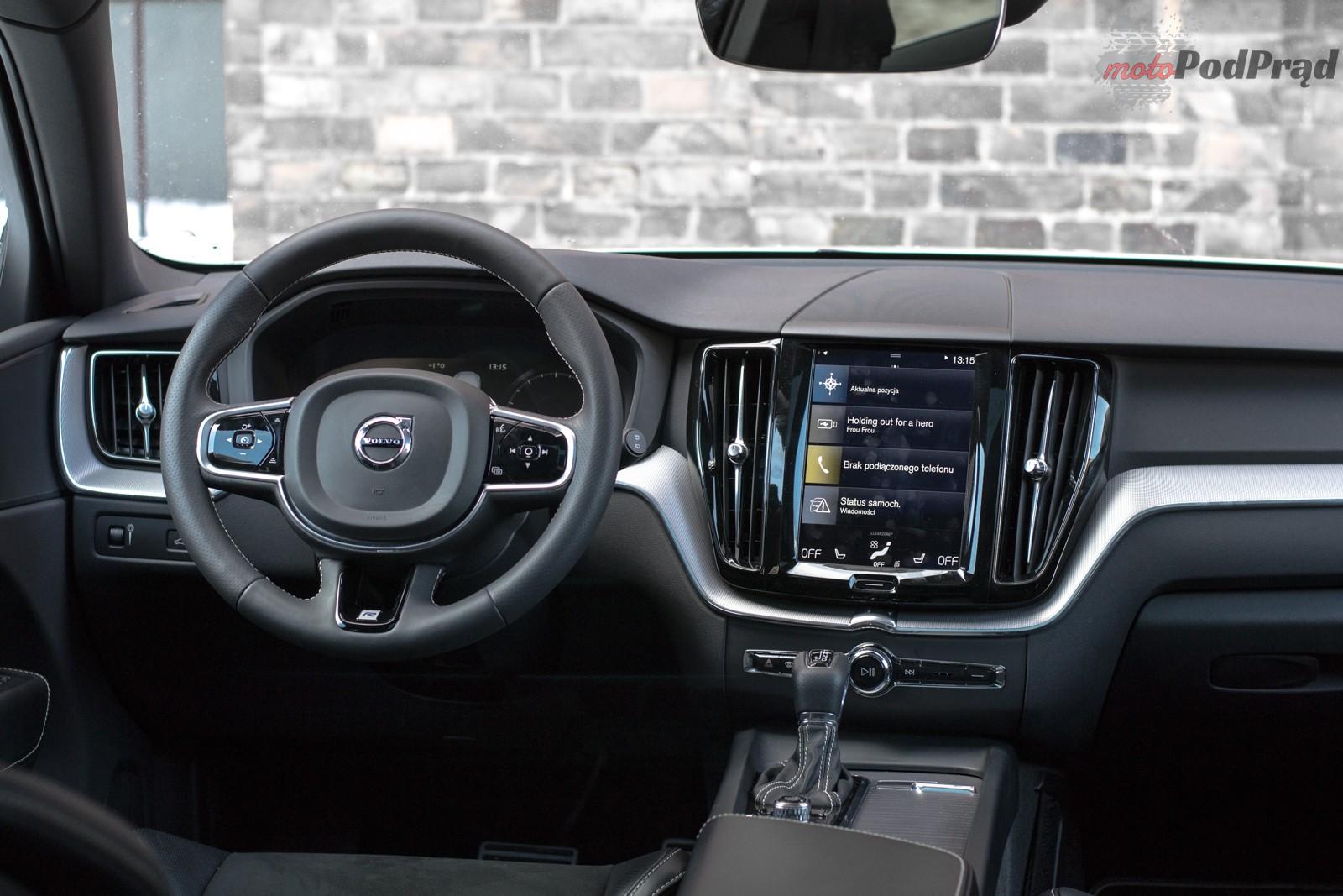 DSC 0115 Test: Volvo XC60 T6 AWD R Design   rozdwojenie jaźni