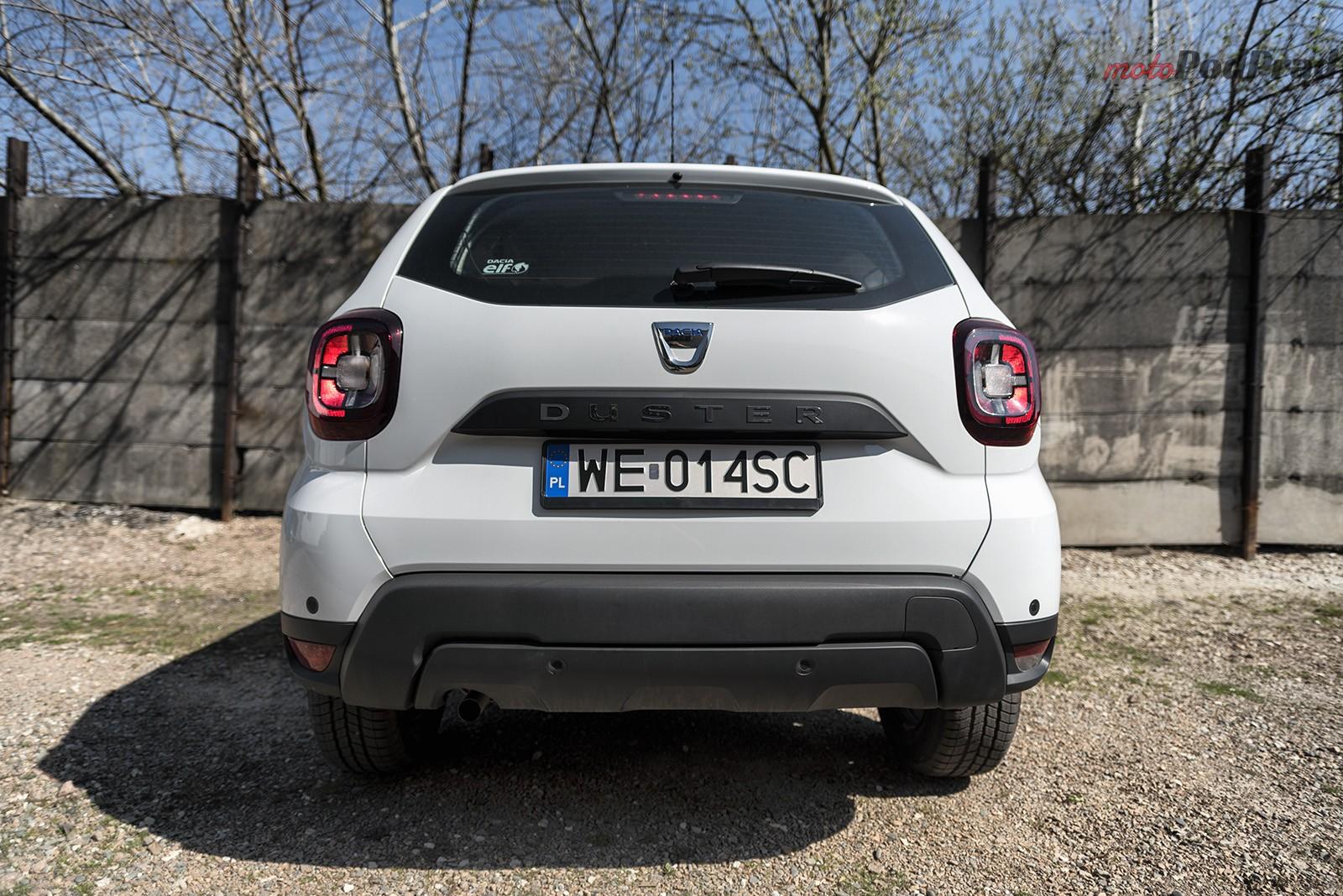 Dacia Duster 10 Test: Dacia Duster 1.5dci 90 KM   wiesz za co płacisz