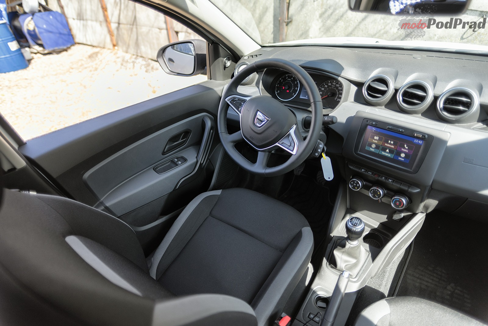 Dacia Duster 19 Test: Dacia Duster 1.5dci 90 KM   wiesz za co płacisz