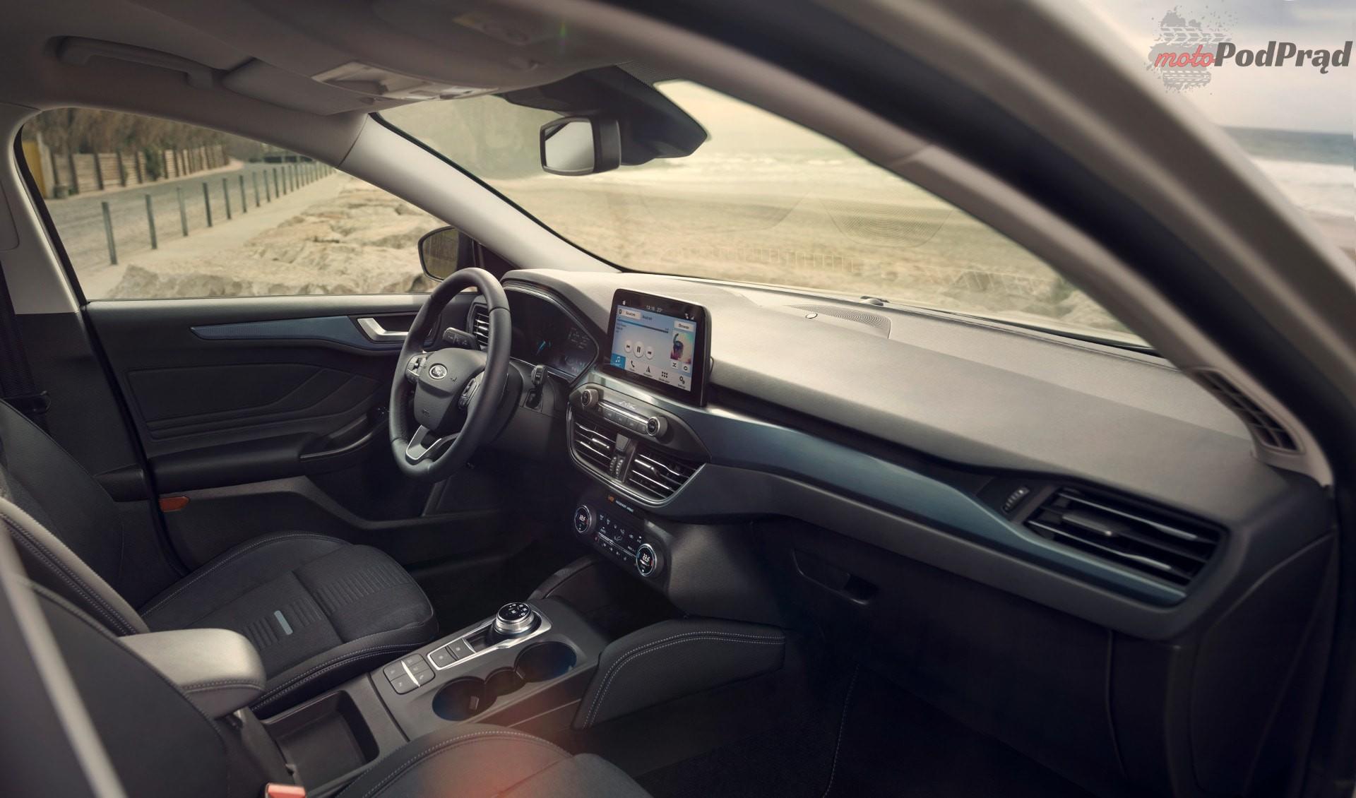 FORD 2018 FOCUS ACTIVE  14 min Po 8 latach Ford prezentuje nowego Focusa