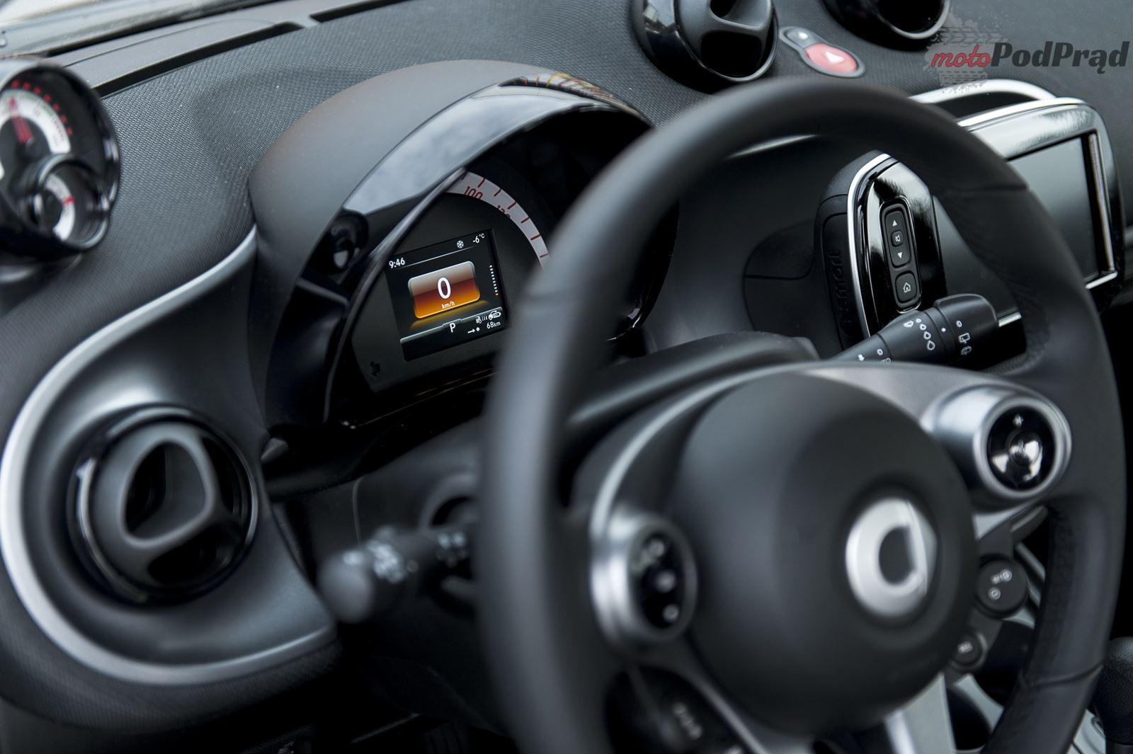 FOT8931 Test: Smart Fortwo Electric Drive. Masa problemów, masa frajdy