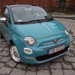 Fiat 500 Anniversario 1 150x150 Test: Fiat 500 Anniversario   gustowny dodatek