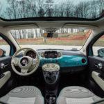 Fiat 500 Anniversario 8 150x150 Test: Fiat 500 Anniversario   gustowny dodatek