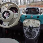 Fiat 500 Anniversario 9 150x150 Test: Fiat 500 Anniversario   gustowny dodatek