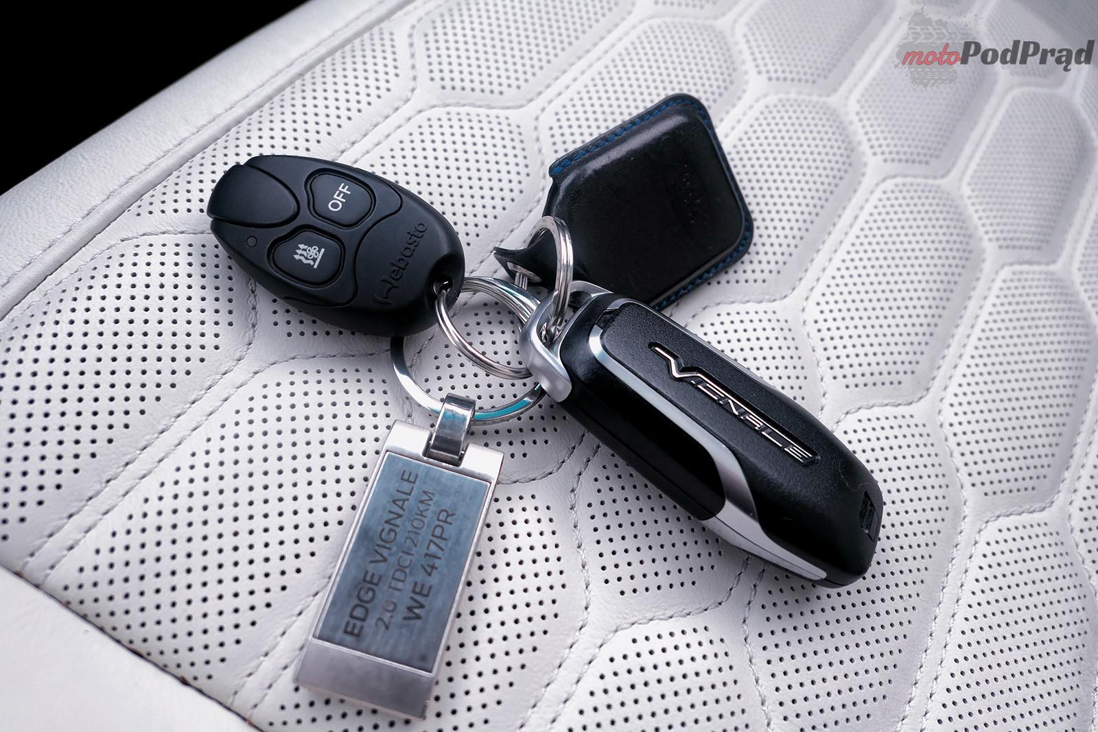 Ford Edge 40 Test: Ford Edge Vignale 2.0 TDCi   potęguje zadowolenie właściciela