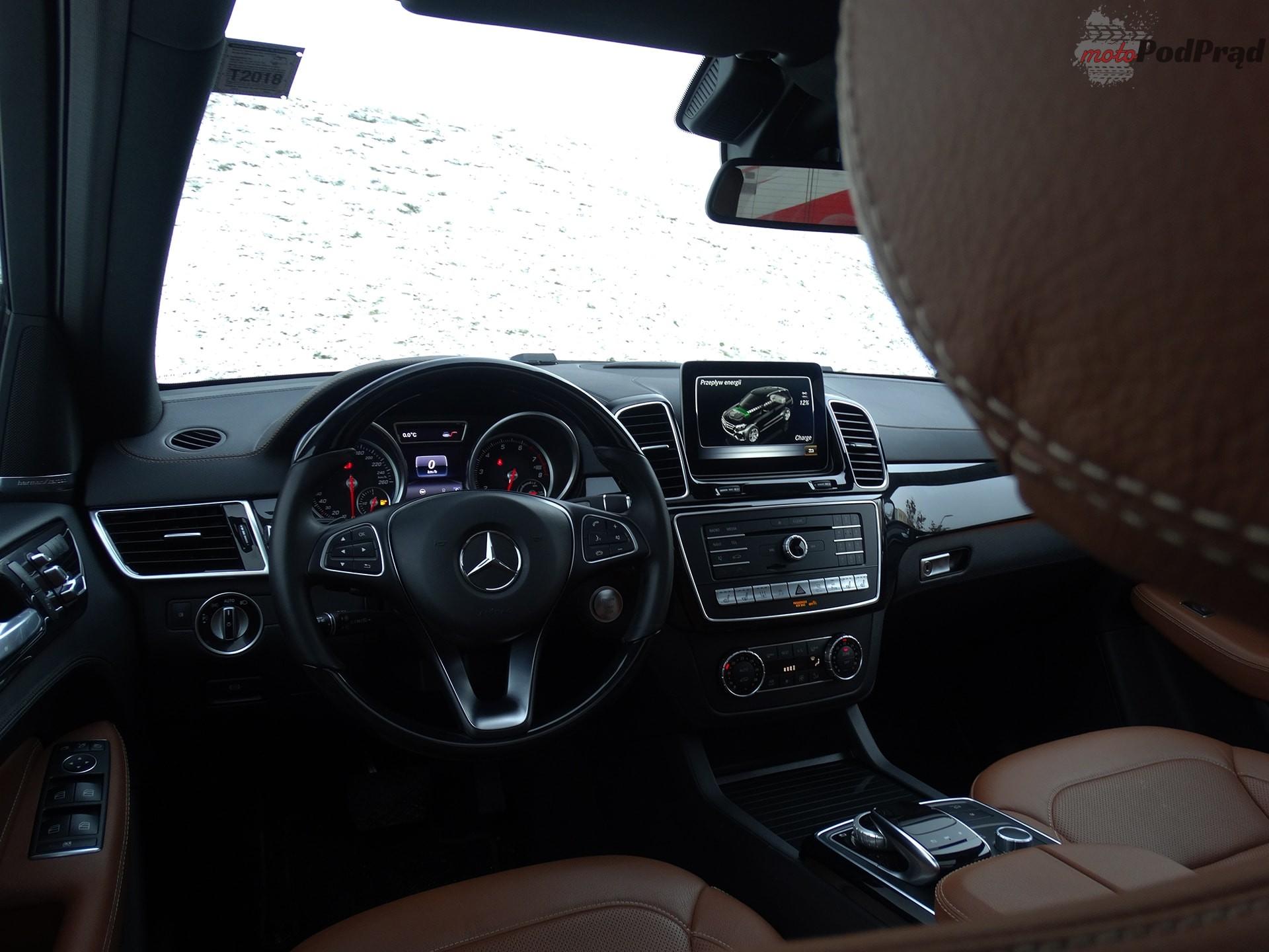 Mercedes GLE 500e 12 Test: Mercedes GLE 500e   czy ma to sens?