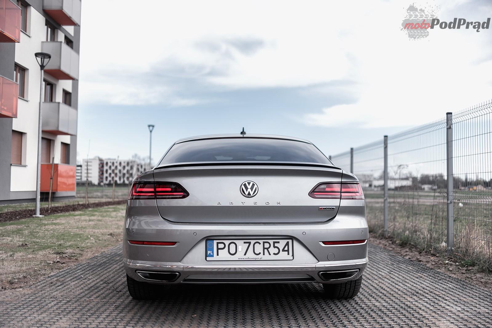 Volkswagen Arteon12 Test: Volkswagen Arteon 2.0 TSI 280 KM   udana metamorfoza