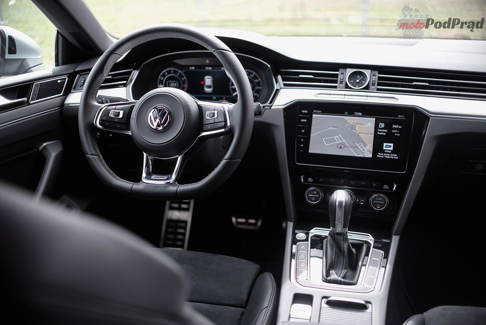 Volkswagen Arteon37 Test: Volkswagen Arteon 2.0 TSI 280 KM   udana metamorfoza