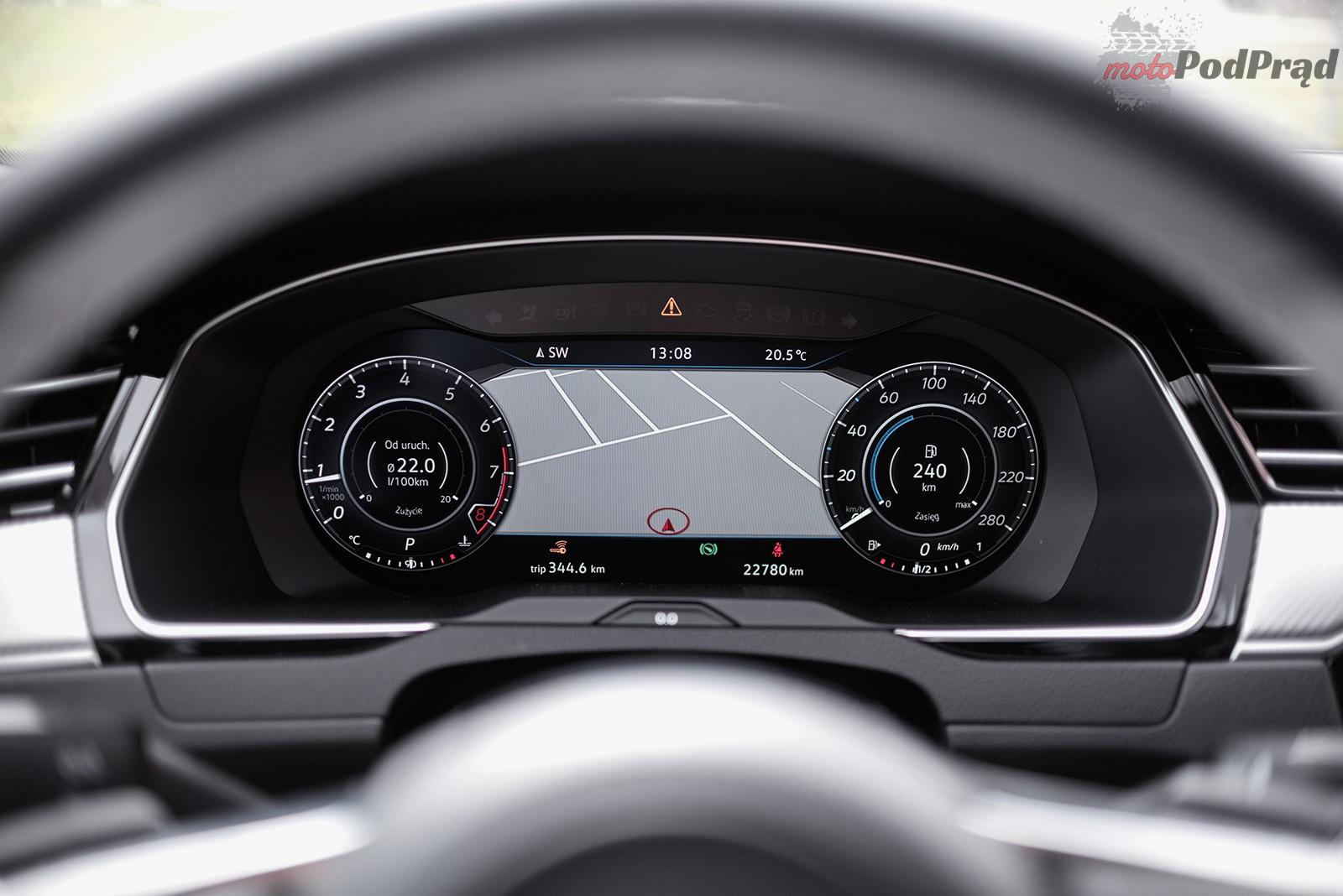 Volkswagen Arteon41 Test: Volkswagen Arteon 2.0 TSI 280 KM   udana metamorfoza