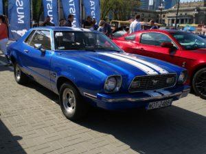 X zlot Ford Mustang Polska 1 300x225 X Zlot Mustang Klub Polska czyli stare i najnowsze Mustangi