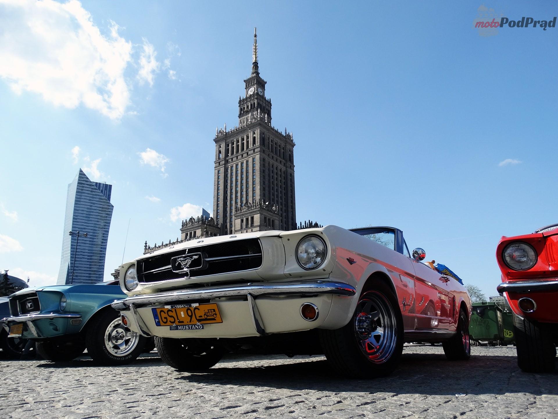 X zlot Ford Mustang Polska 2 X Zlot Mustang Klub Polska czyli stare i najnowsze Mustangi