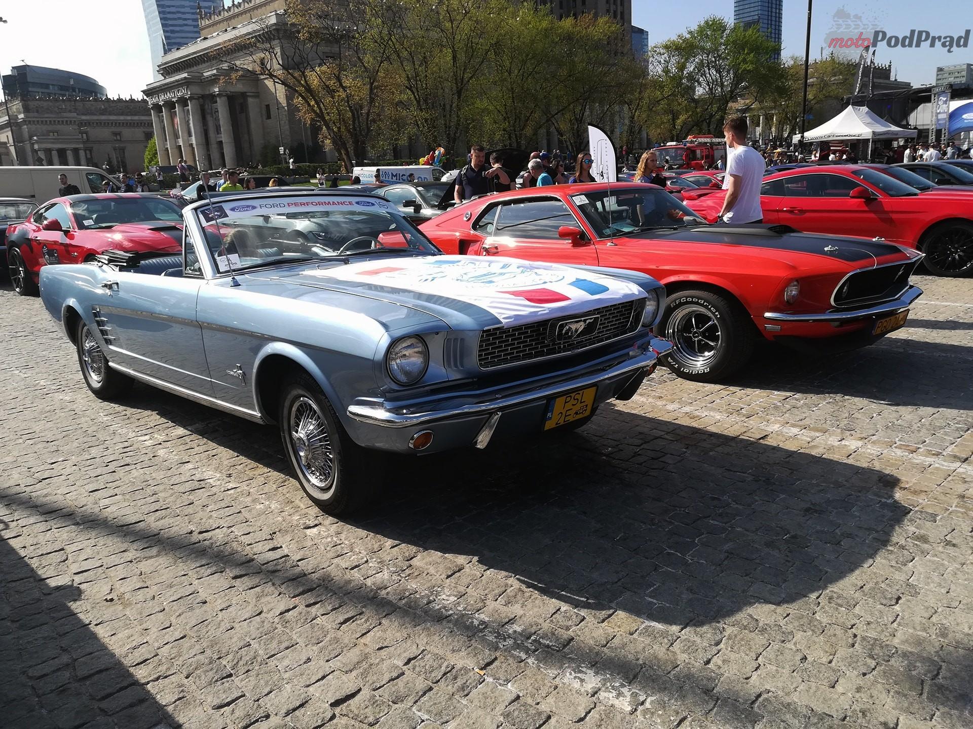 X zlot Ford Mustang Polska 4 X Zlot Mustang Klub Polska czyli stare i najnowsze Mustangi