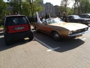 X zlot Ford Mustang Polska 5 300x225 X Zlot Mustang Klub Polska czyli stare i najnowsze Mustangi