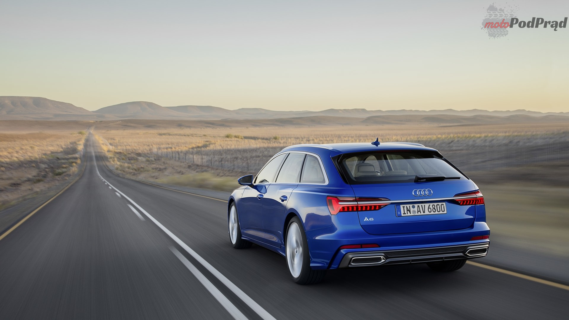 audi a6 avant 2019 9 Audi prezentuje nowe A6 Avant