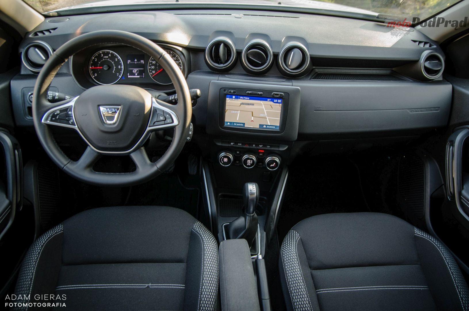 duster 4 Test: Dacia Duster 1.5 dCi Prestige EDC   tak dobrze jeszcze nie było!