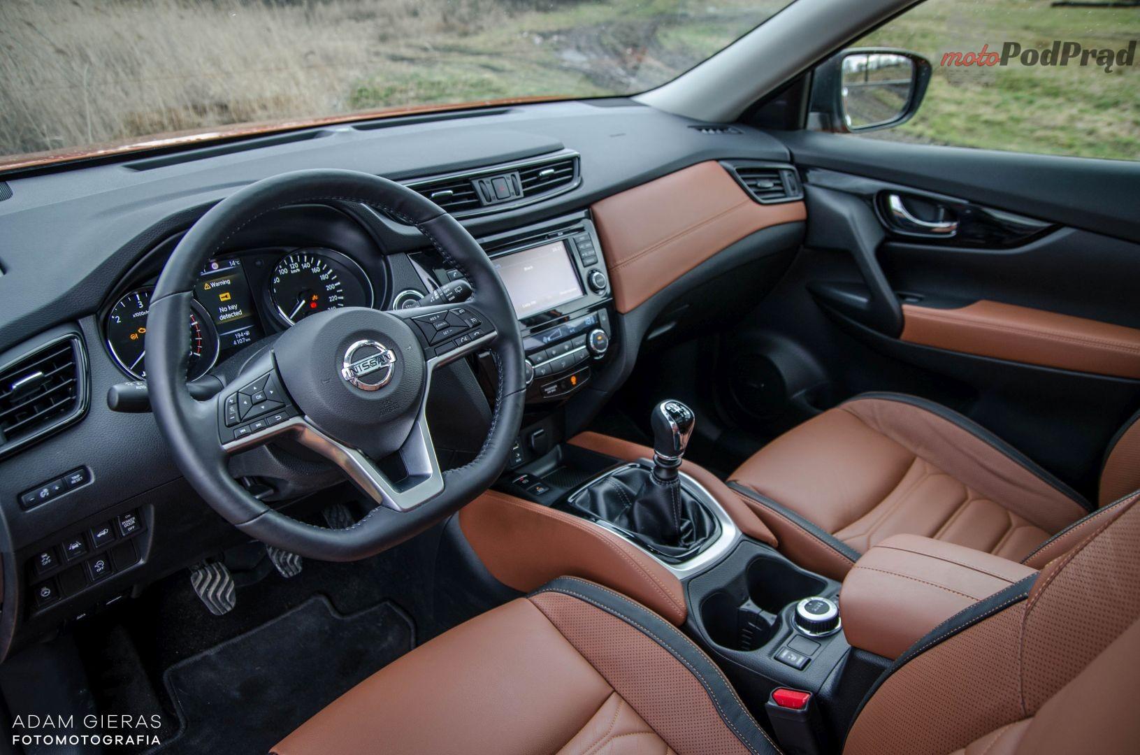 xtrail 11 Test: Nissan X trail 2.0 dCi 177 KM Tekna   jeżeli SUV, to taki