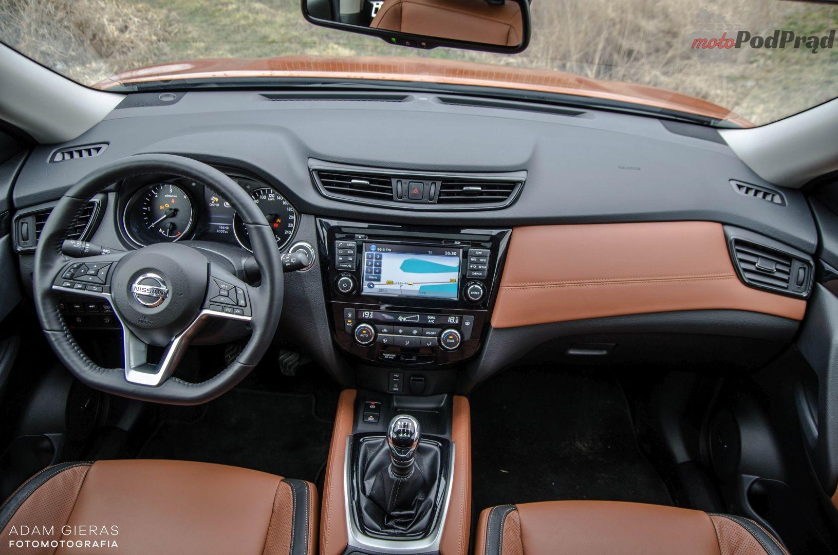 xtrail 16 Test: Nissan X trail 2.0 dCi 177 KM Tekna   jeżeli SUV, to taki