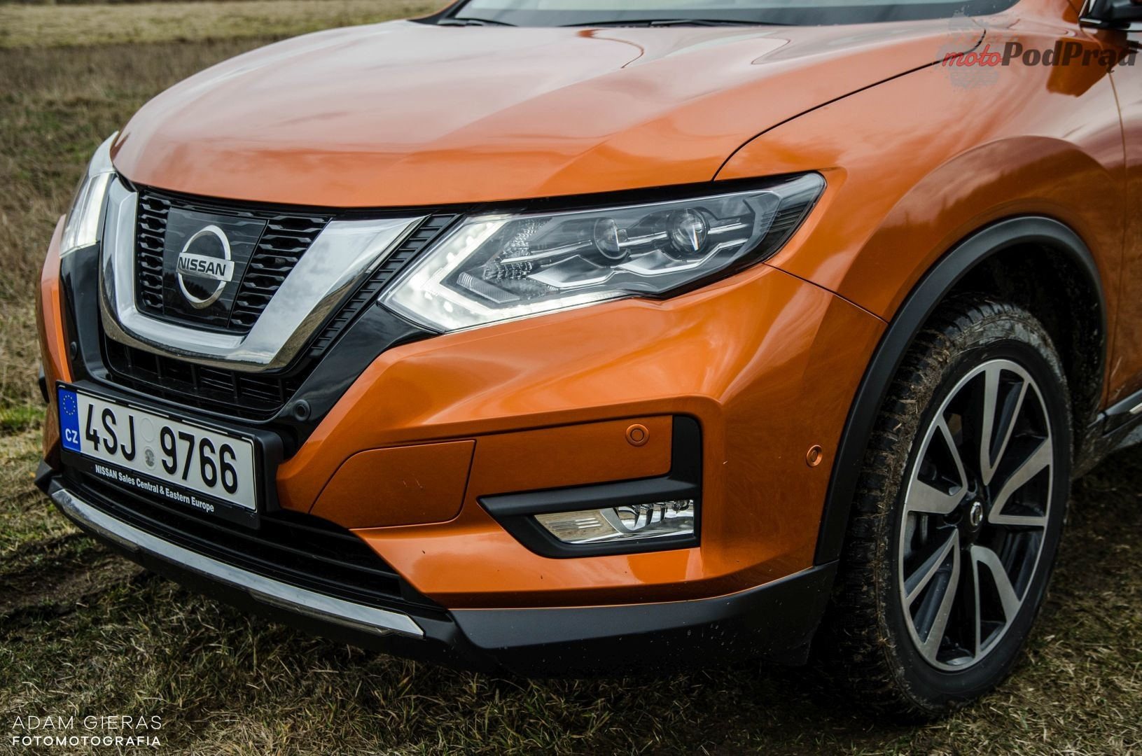 xtrail 2 Test: Nissan X trail 2.0 dCi 177 KM Tekna   jeżeli SUV, to taki