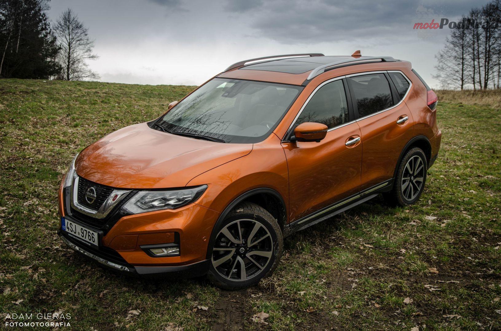 xtrail 4 Test: Nissan X trail 2.0 dCi 177 KM Tekna   jeżeli SUV, to taki