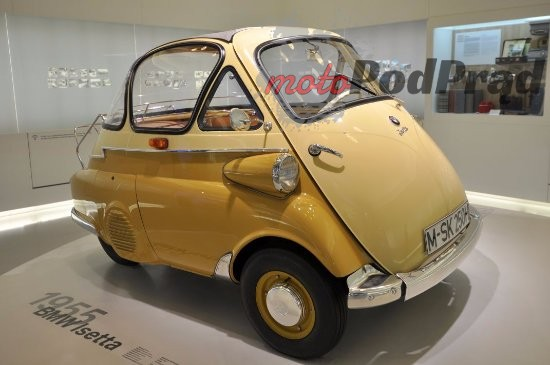 1955 bmw isetta Badge engineering   kwintesencja