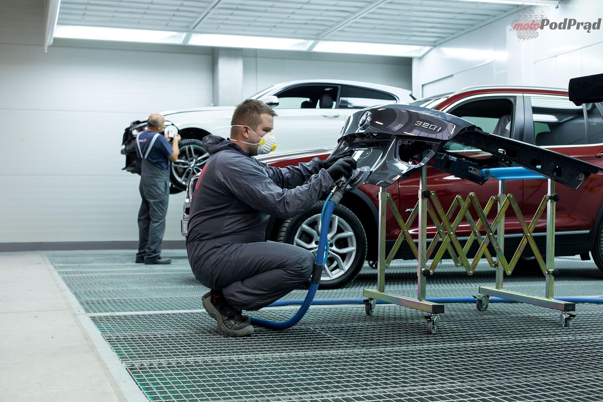 AC43289 Inchcape Motor Polska otworzył najnowocześniejszy zakład blacharsko lakierniczy
