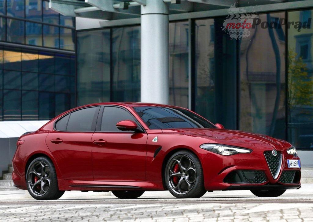 Alfa Romeo Giulia Quadrifoglio 2016 1600 04 1024x729 TOP 10: najtańsze nowe 500 KM