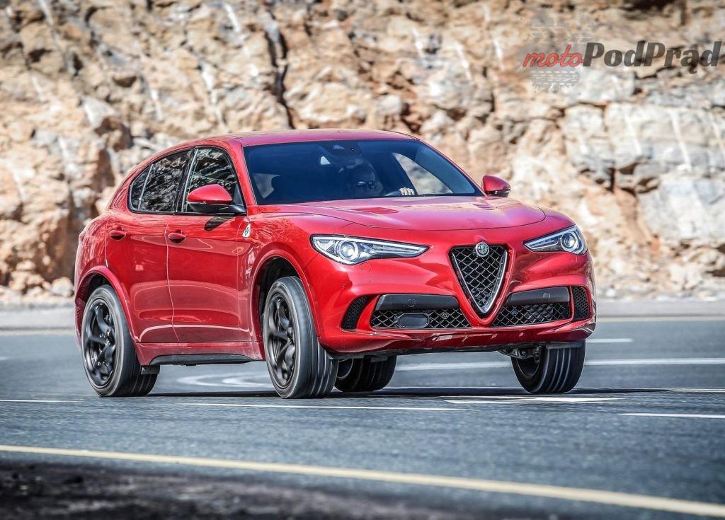 Alfa Romeo Stelvio Quadrifoglio 2018 1600 04 1024x735 TOP 10: najtańsze nowe 500 KM