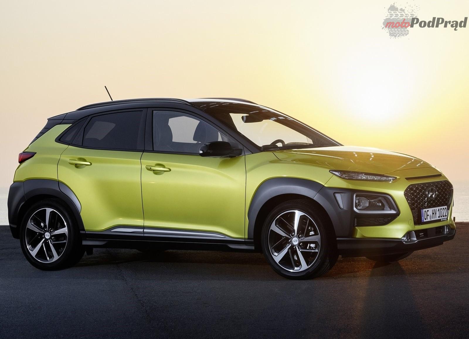 Hyundai Kona 2018 1600 07 Hity pierwszego kwartału 2018 w Polsce