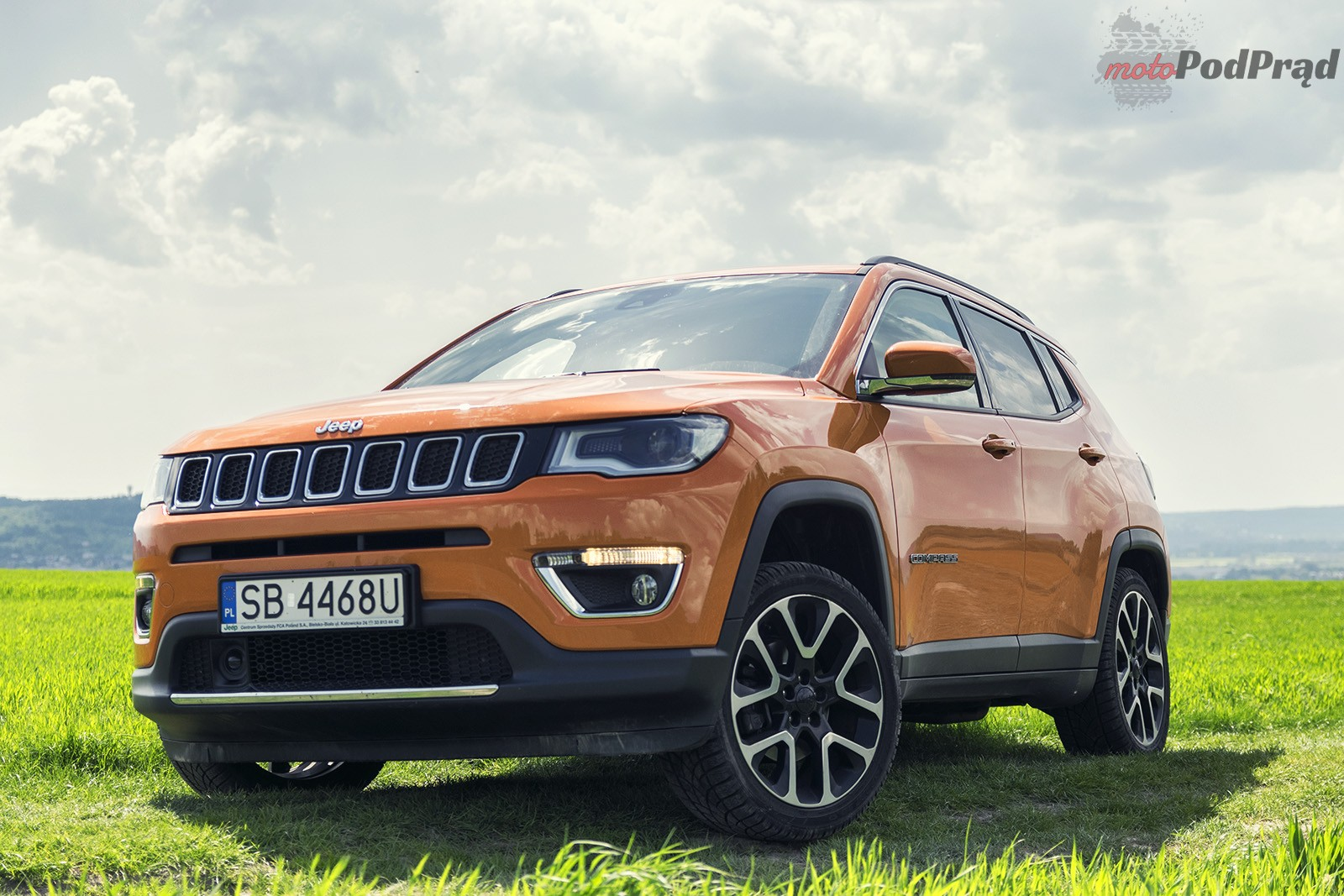 Jeep Compass 12 Test: Jeep Compass 2.0 140 KM   kierunek Europa