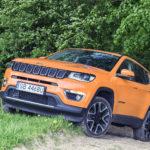 Jeep Compass 14 150x150 Test: Jeep Compass 2.0 140 KM   kierunek Europa