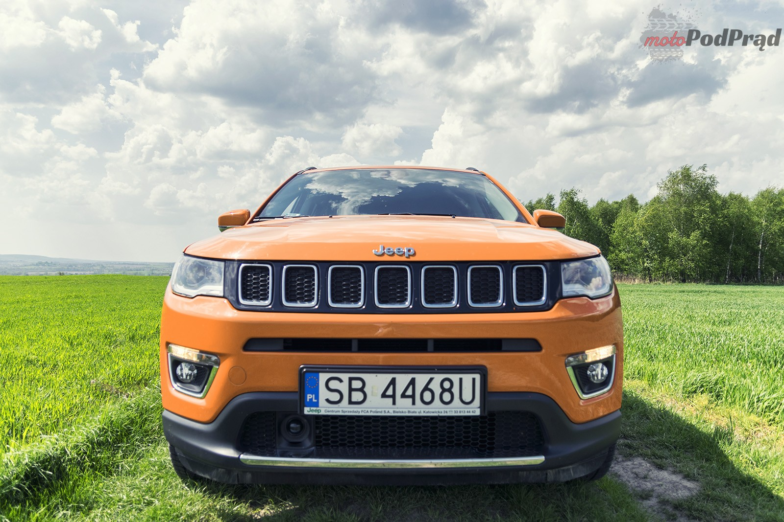 Jeep Compass 4 Test: Jeep Compass 2.0 140 KM   kierunek Europa